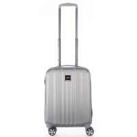 March S104 Spinner 55 Silver