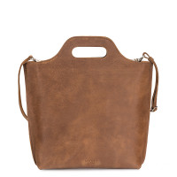 Myomy My Carry Bag Shopper Medium Hunter Original