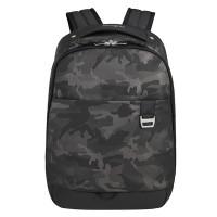 "Samsonite Midtown Laptop Backpack S 14"" Camo Grey"