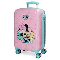 Disney Trolley 55 Cm 4 Wheels Minnie Mermaid