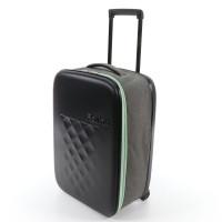 Rollink Flex Earth Opvouwbare Handbagage Koffer 55 Mint