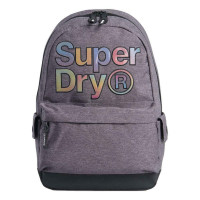 Superdry Montana Rainbow Backpack Infill Grey Marl