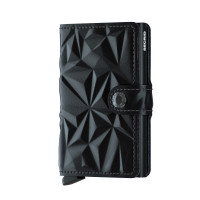 Secrid Mini Wallet Portemonnee Prism Black