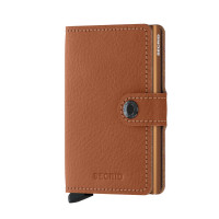 Secrid Mini Wallet Portemonnee Veg Caramello