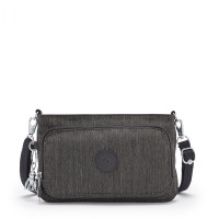 Kipling Myrte Crossbody Schoudertas Black Peppery