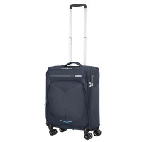 American Tourister Summerfunk Spinner 55 Strict Navy