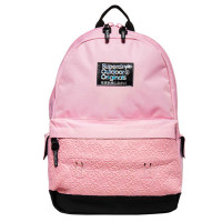 Superdry Montana Neoprene Mirror Backpack Pale Pink