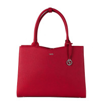 "Socha Businessbag Midi 13.3"" Cherry Red"