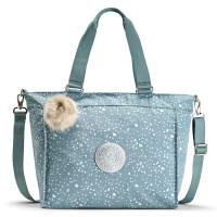 Kipling New Shopper L Schoudertas Silver Sky