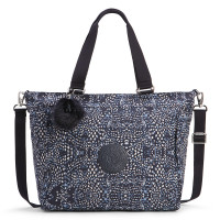 Kipling New Shopper L Schoudertas Soft Feather