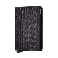 Secrid Slim Wallet Portemonnee Nile Black