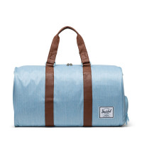 Herschel Novel Reistas Light Denim Crosshatch