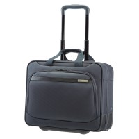 "Samsonite Vectura Office Case Wheels 15.6"" Sea Grey"