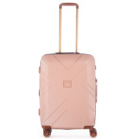 Oistr Florence Spinner M Expandable Matte Pink