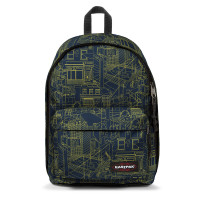 Eastpak Out Of Office Rugzak Master Midnight