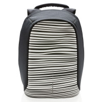 XD Design Bobby Compact Anti-Diefstal Rugtas Zebra