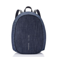 XD Design Bobby Elle Anti-Diefstal Dames Rugtas Denim Blue