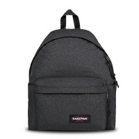 Eastpak Padded Pak'r Rugzak Sparkly Grey
