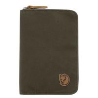 FjallRaven Passport Wallet Dark Olive