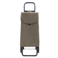Rolser Pep Eco Boodschappen Trolley Taupe