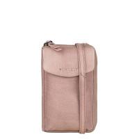 Burkely Just Jackie Phone Wallet Crossbody Bag Light Pink