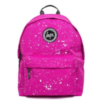 Hype Speckle Rugzak Pink/ White