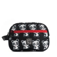 Pick & Pack Fun Toilettas Panda Black