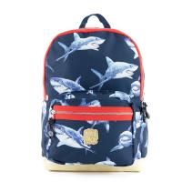 Pick & Pack Fun Rugzak Shark M Navy