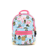 Pick & Pack Fun Rugzak Bee S Sky Blue