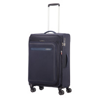 American Tourister Airbeat Spinner 68 Exp. True Navy