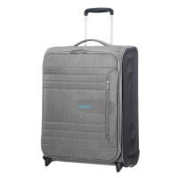 American Tourister SonicSurfer Upright 55 Metal Grey