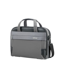 "Samsonite Spectrolite 2.0 Bailhandle 14.1"" Grey/ Black"