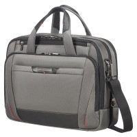 "Samsonite Pro-DLX 5 Laptop Bailhandle 15.6"" Expandable Magnetic Grey"