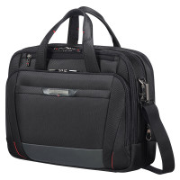 "Samsonite Pro-DLX 5 Laptop Bailhandle 15.6"" Expandable Black"