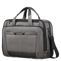"Samsonite Pro-DLX 5 Laptop Bailhandle 17.3"" Expandable Magnetic Grey"
