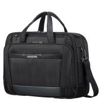 """Samsonite Pro-DLX 5 Laptop Bailhandle 17.3"""" Expandable Black"""