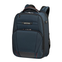 "Samsonite Pro-DLX 5 Laptop Backpack 15.6"" Expandable Oxford Blue"