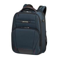 "Samsonite Pro-DLX 5 Laptop Backpack 15.6"" Expandable Oxford Blue"