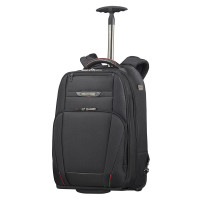 "Samsonite Pro-DLX 5 Laptop Backpack Wheels 17.3"" Black"