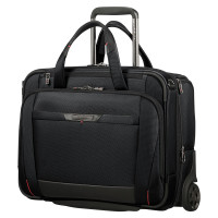 "Samsonite Pro-DLX 5 Business Case Wheels 15.6"" Expandable Black"