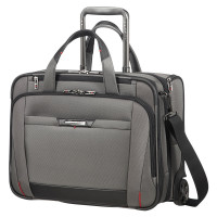 "Samsonite Pro-DLX 5 Rolling Tote 15.6"" Magnetic Grey"