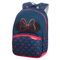 Samsonite Disney Ultimate 2.0 Junior Backpack S+ Disney Minnie Neon