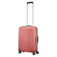 Samsonite MixMesh Spinner 55 Red/Pacific Blue