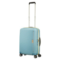 Samsonite MixMesh Spinner 55 Niagara Blue/Yellow