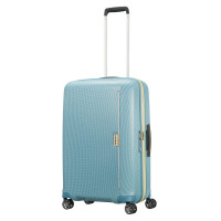 Samsonite MixMesh Spinner 69 Niagara Blue/Yellow