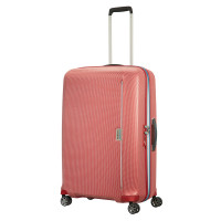 Samsonite MixMesh Spinner 75 Red/Pacific Blue