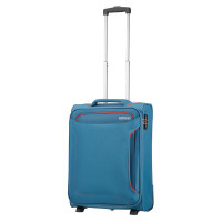American Tourister Holiday Heat Upright 55 Lenght 40 Denim Blue