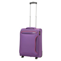 American Tourister Holiday Heat Upright 55 Lenght 40 Lavender Purple