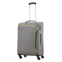 American Tourister Holiday Heat Spinner 67 Metal Grey
