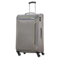 American Tourister Holiday Heat Spinner 79 Metal Grey